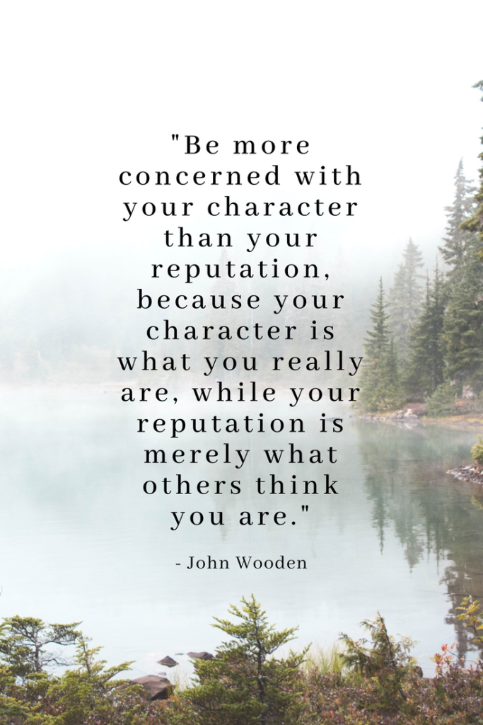 John Wooden Growth Mindset quotes