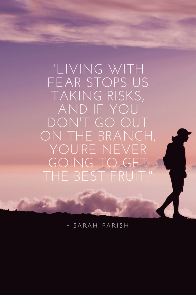 Sarah Parish Growth Mindset quotes