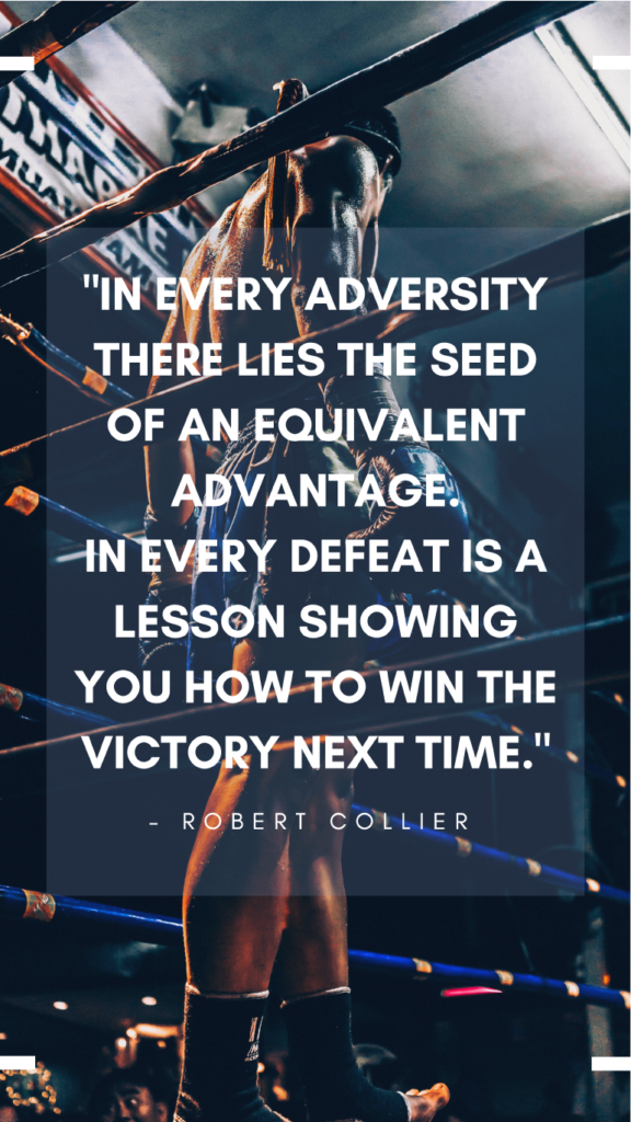 Robert Collier resilience quotes
