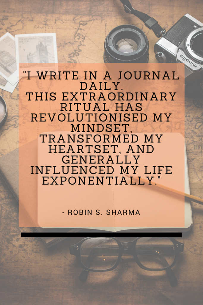 Robin S. Sharma Growth Mindset quotes