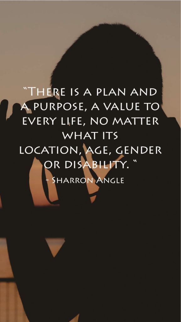 Sharron Angle resilience quotes