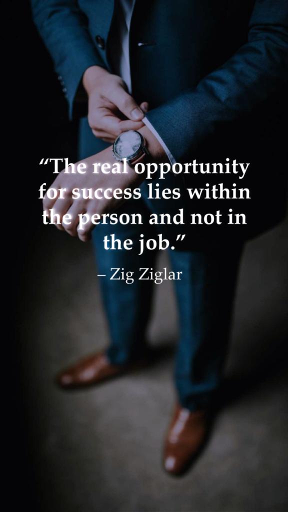Zig Zaglar resilience quotes