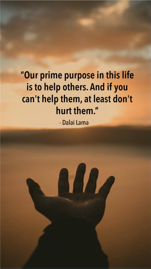 Dalai Lama resilience quotes