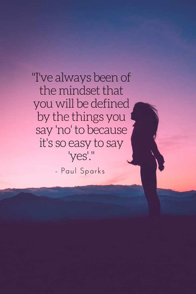 Paul Sparks Growth Mindset quotes