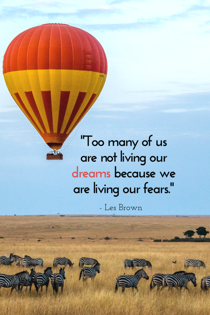 Les Brown Growth Mindset quotes