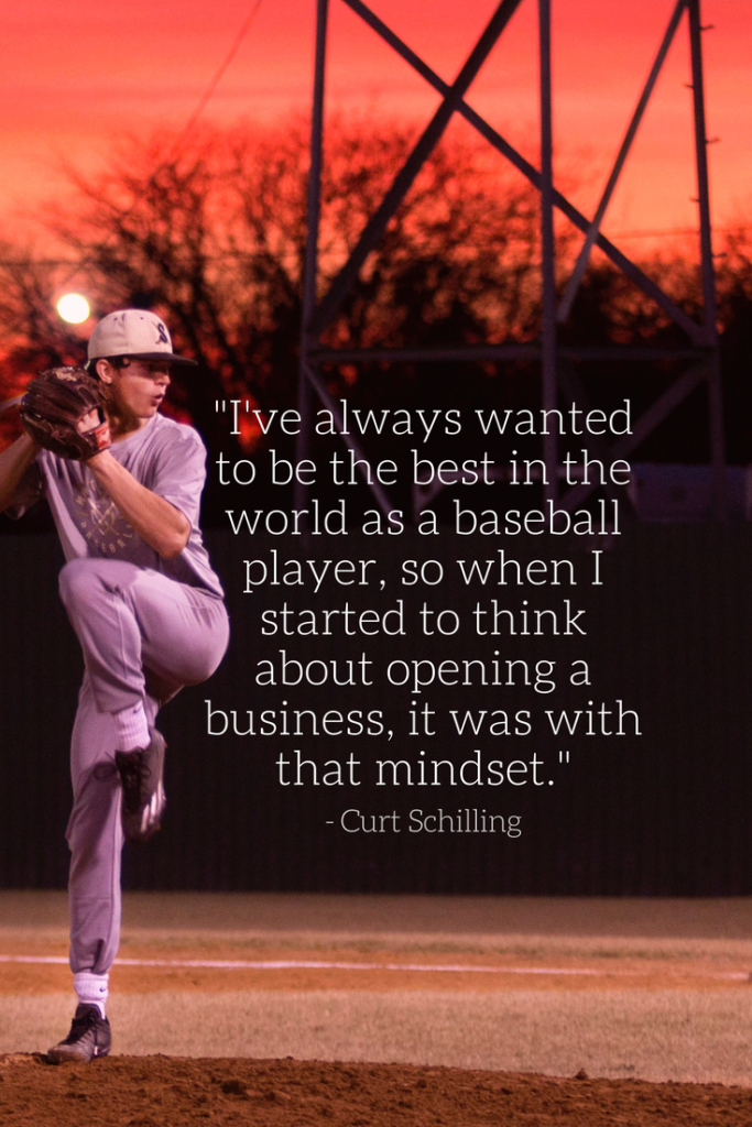 Curt Schilling Growth Mindset quotes