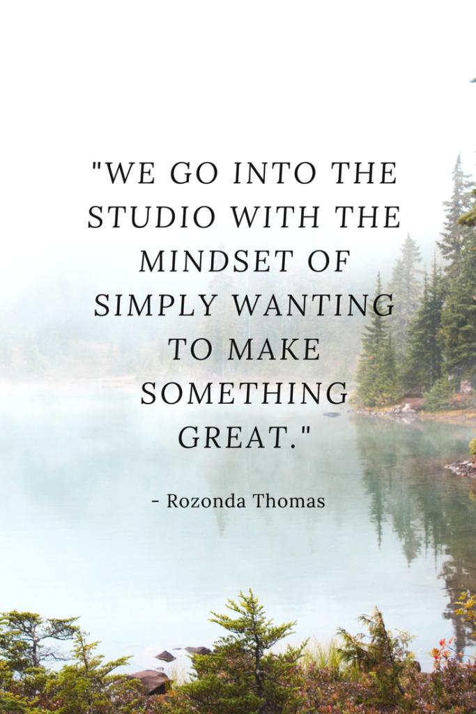 Rozonda Thomas Growth Mindset quotes