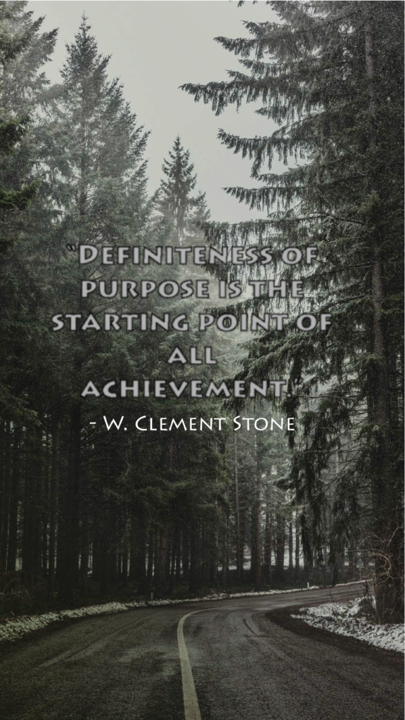 W. Clement Stone resilience quotes