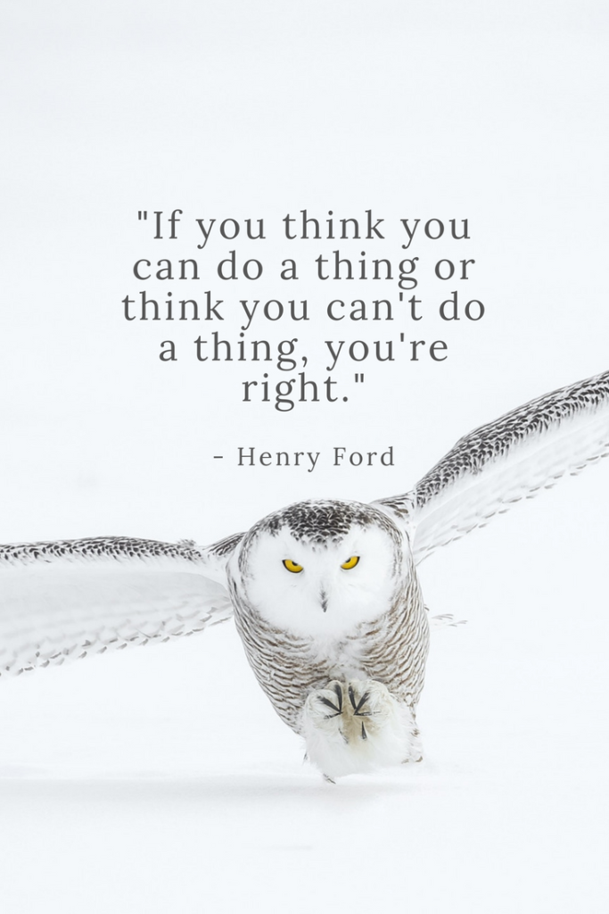 Henry Ford Growth Mindset quotes