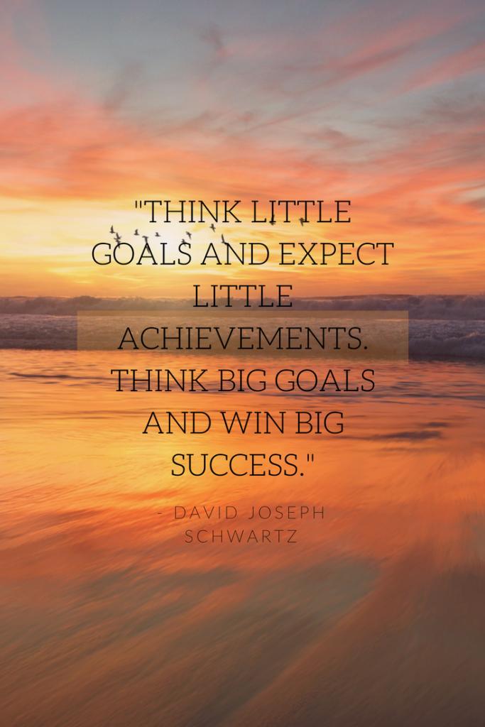 David Joseph Schwartz Growth Mindset quotes