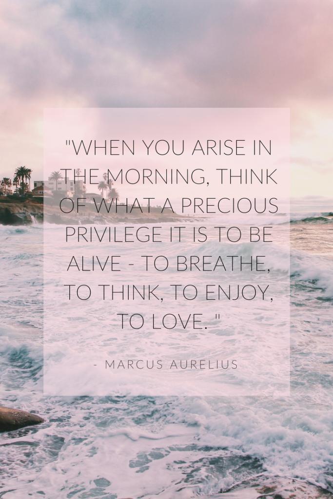 Marcus Aurelius Growth Mindset quotes