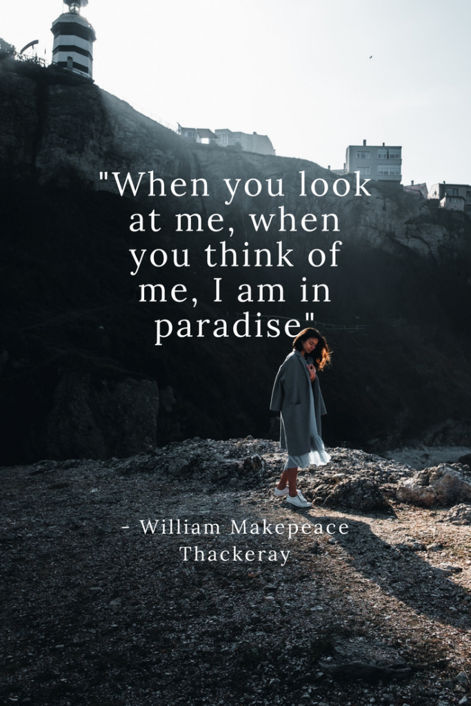 William Makepeace Thackeray Growth Mindset quotes