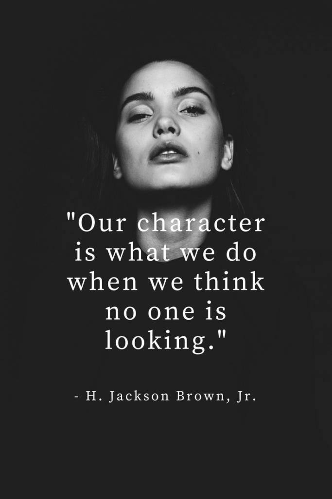 H. Jackson Brown, Jr. Growth Mindset quotes