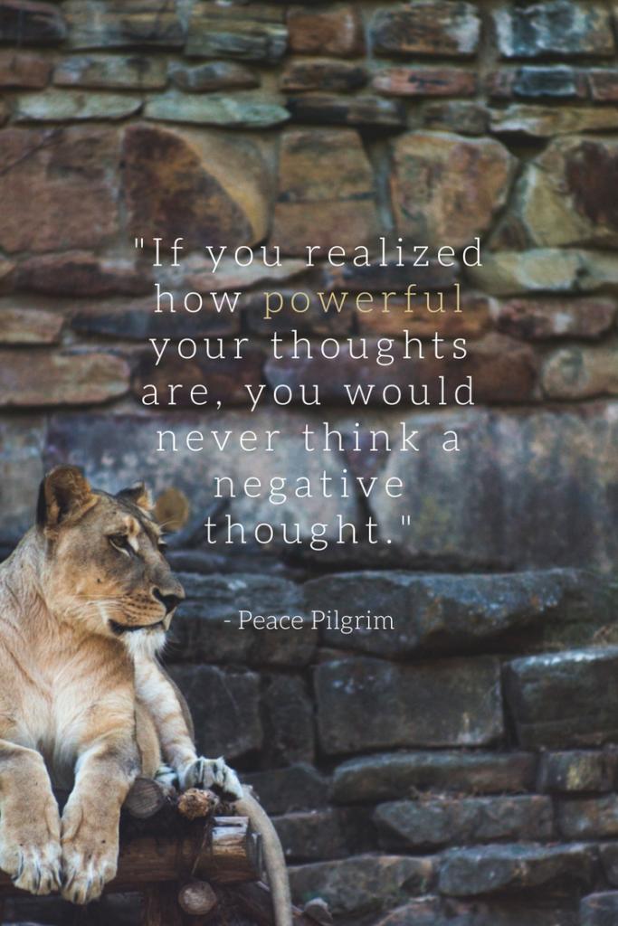 Peace Pilgrim Growth mindset quotes