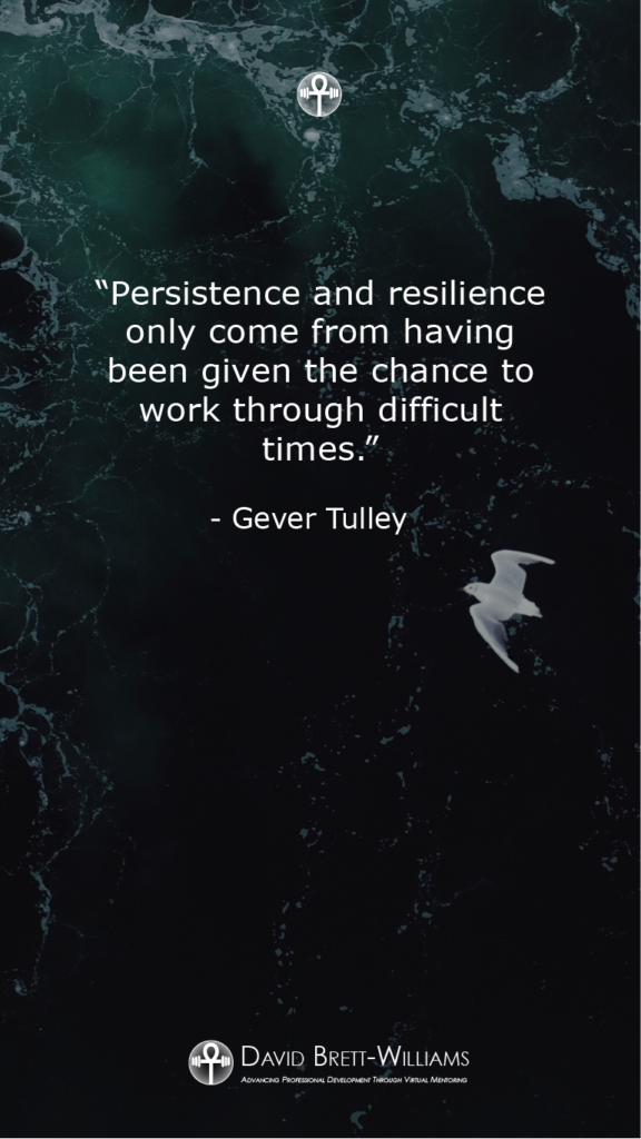 Gever Tulley resilience quotes