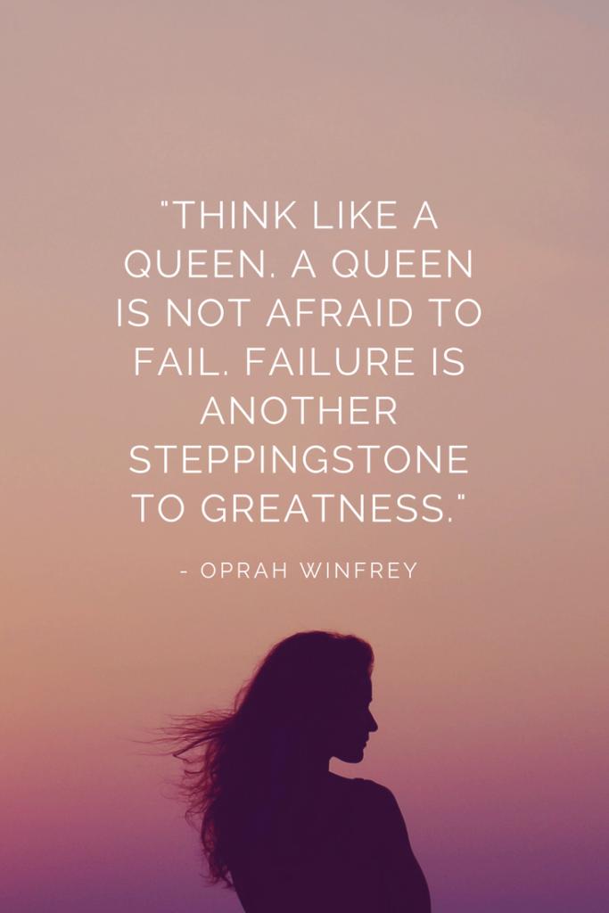 Oprah Winfrey Growth mindset quotes Image