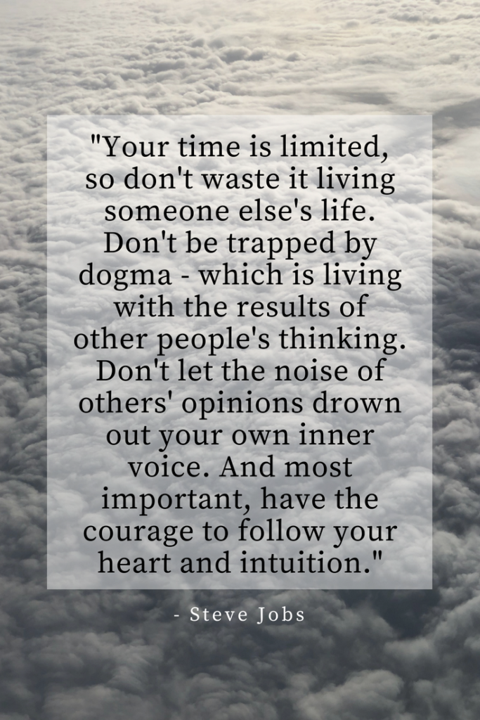 Steve Jobs Growth Mindset quotes