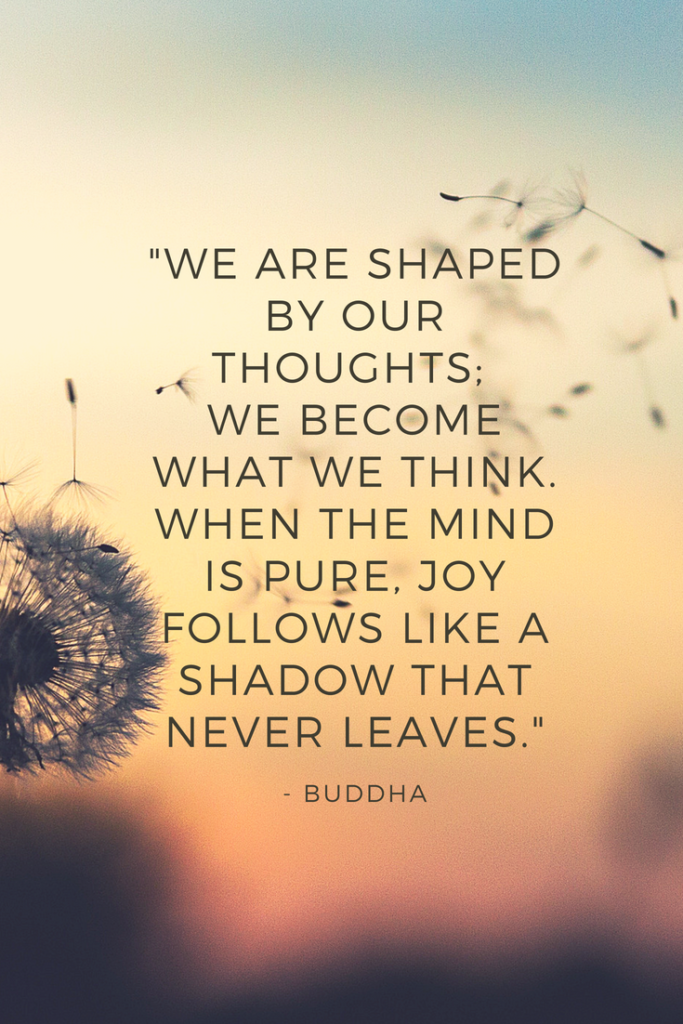 Buddha Growth mindset quotes
