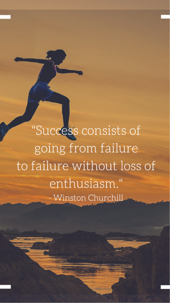 Winston Churchill  resilience quotes