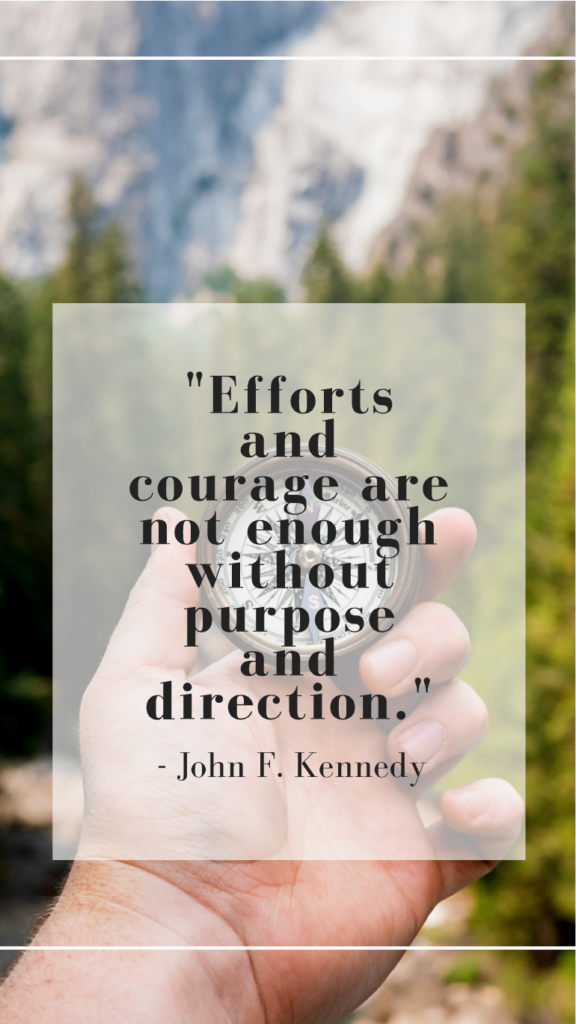 John F. Kennedy resilience quotes