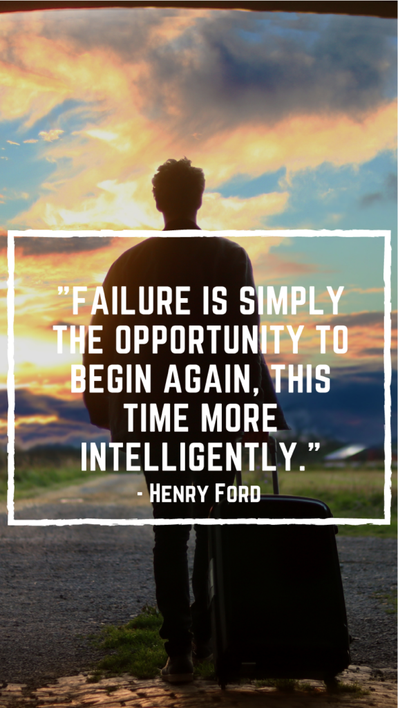 Henry Ford resilience quotes
