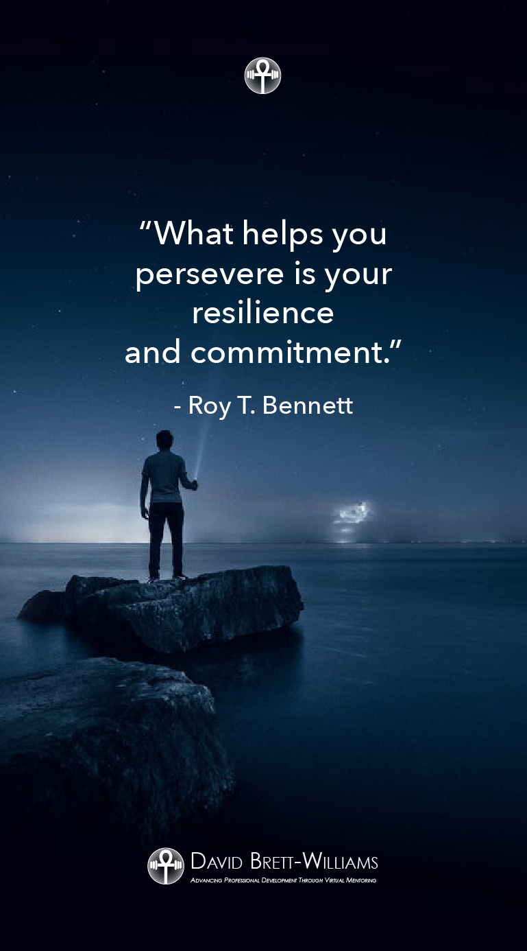 Roy T. Bennett resilience quotes