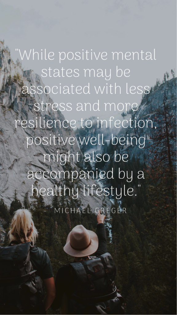 Michael Greger resilience quotes