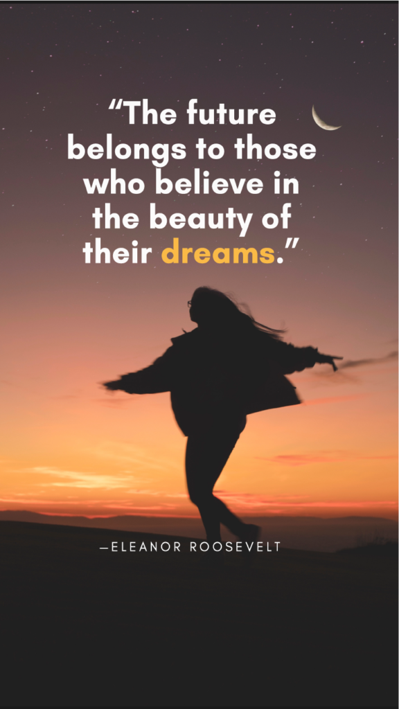 Eleanor Roosevelt resilience quotes image