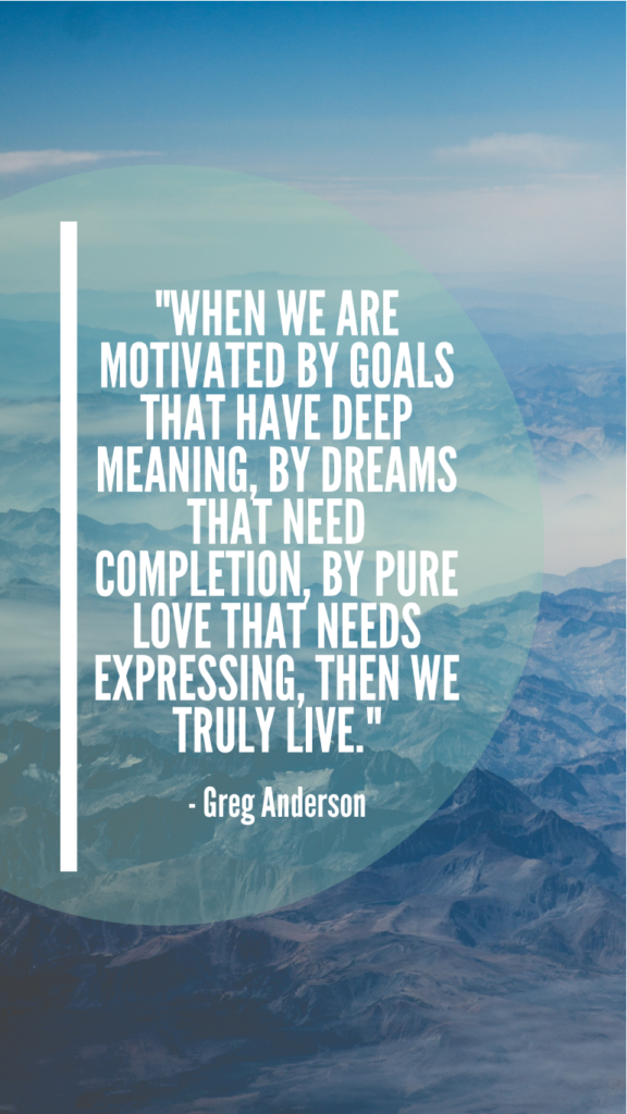 Greg Anderson resilience quotes