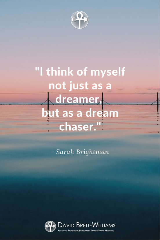 Sarah Brightman Growth Mindset quotes