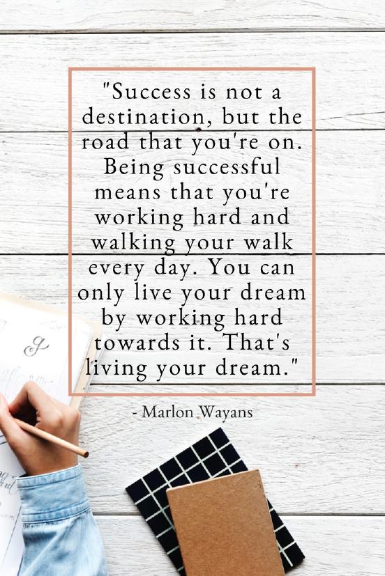 Marlon Wayans Growth Mindset quotes