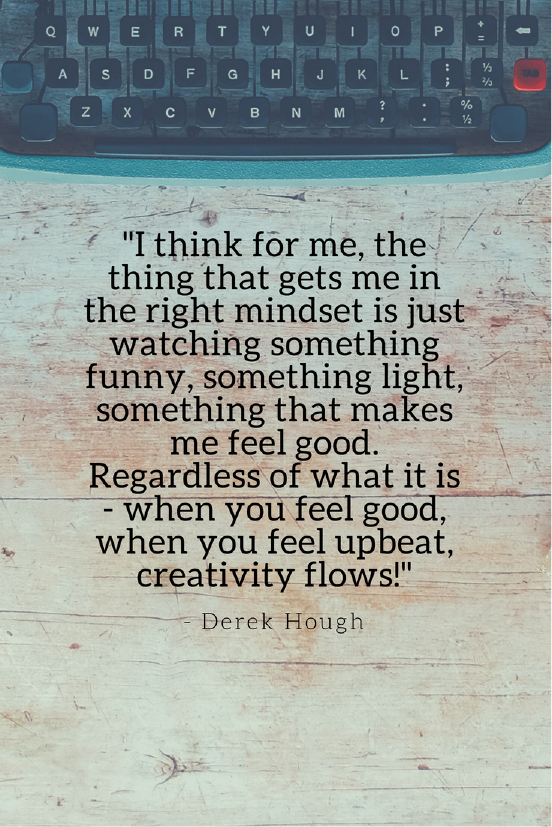 Derek Hough Growth Mindset quotes
