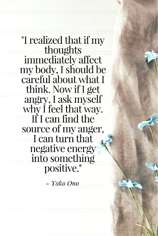 Yoko Ono Growth Mindset quotes