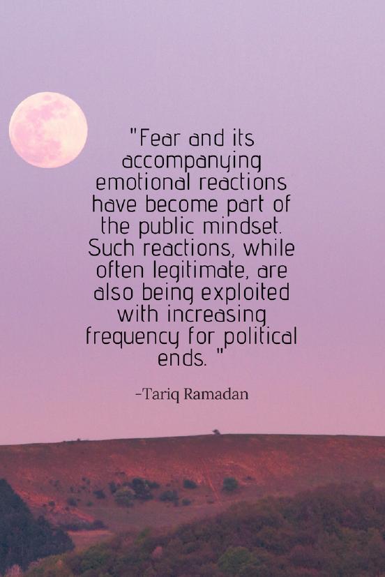 Tariq Ramadan Growth Mindset quotes