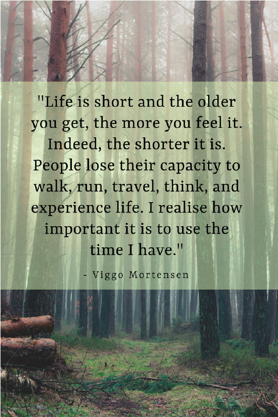 Viggo Mortensen Growth Mindset quotes