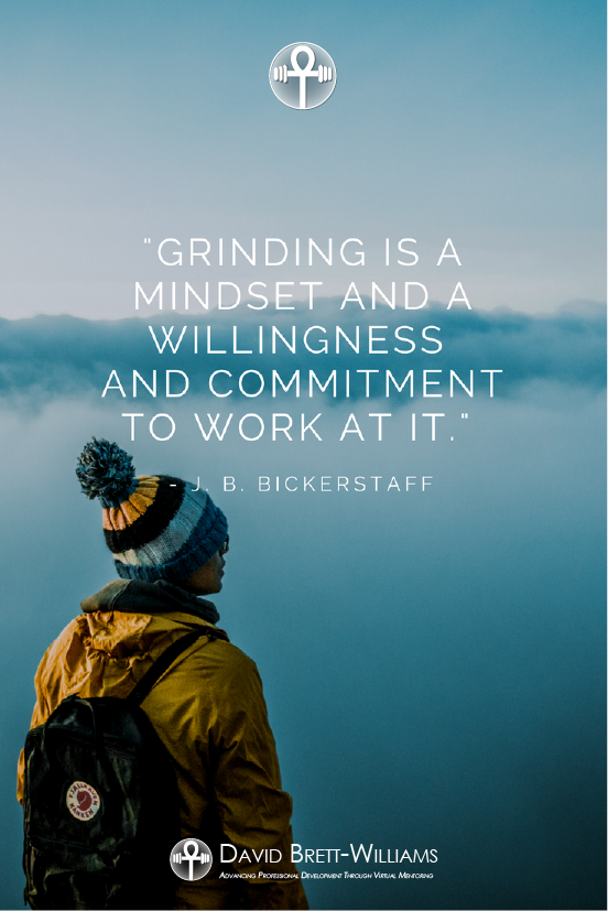 J. B. Bickerstaff Growth Mindset quotes