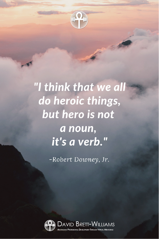 Robert Downey Jr. Growth Mindset quotes