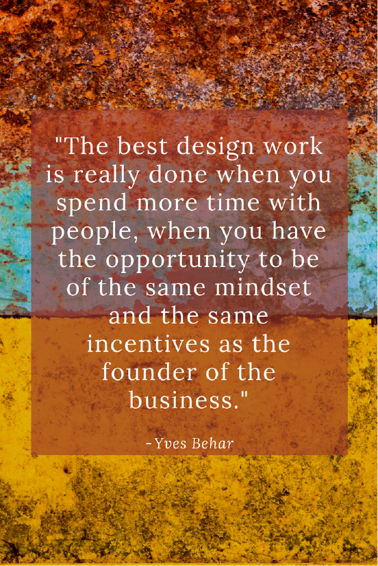 Yves Behar Growth Mindset quotes