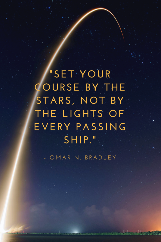 Omar N. Bradley inspirational quotes