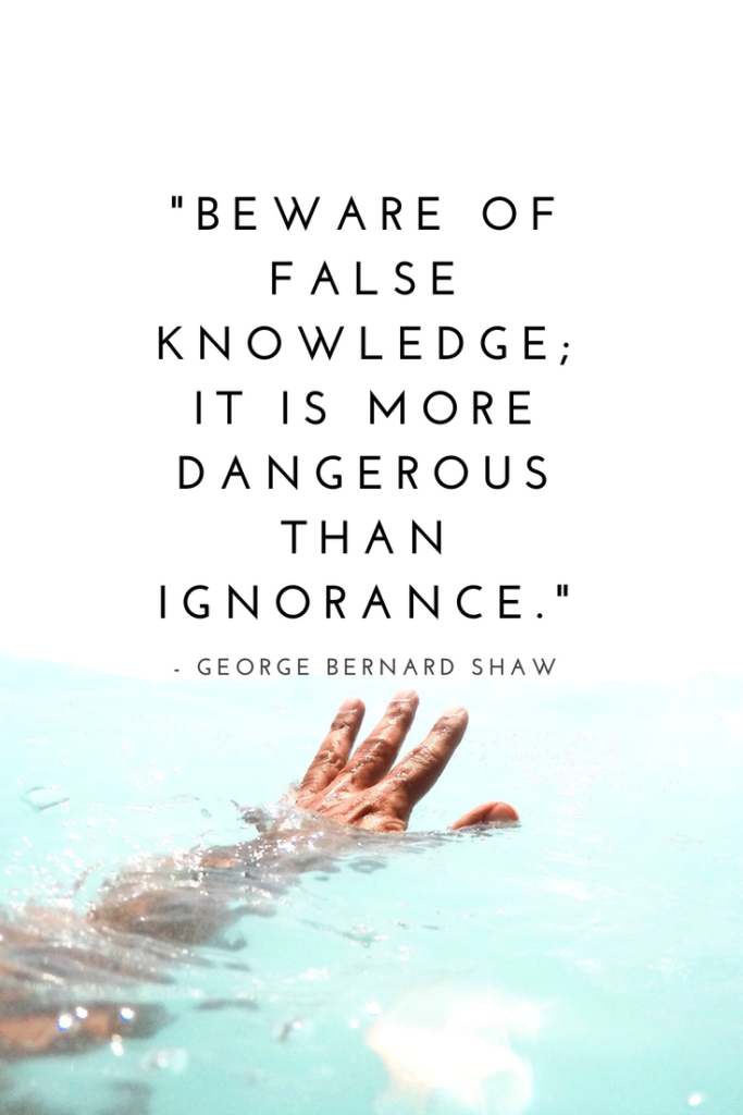 George Bernard Shaw inspirational quotes