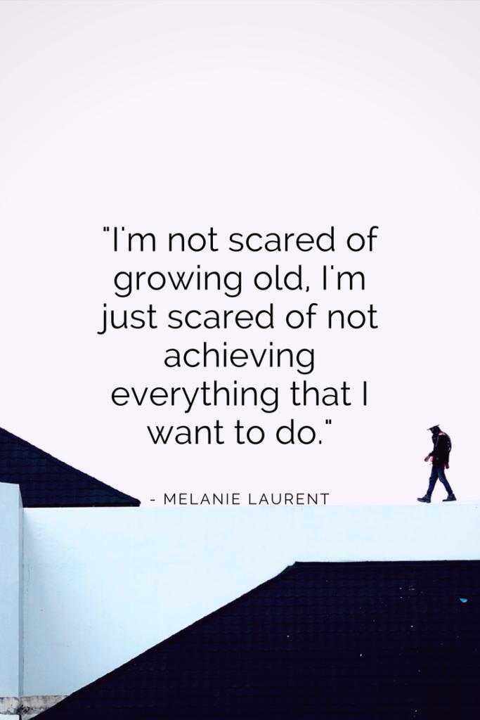 Melanie Laurent inspirational quotes