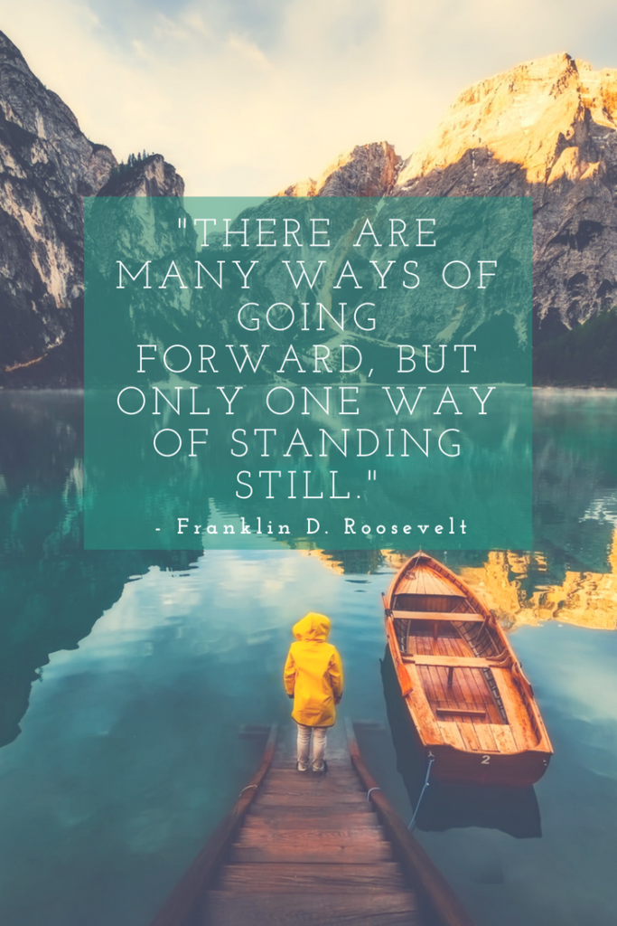 Franklin D. Roosevelt inspirational quotes