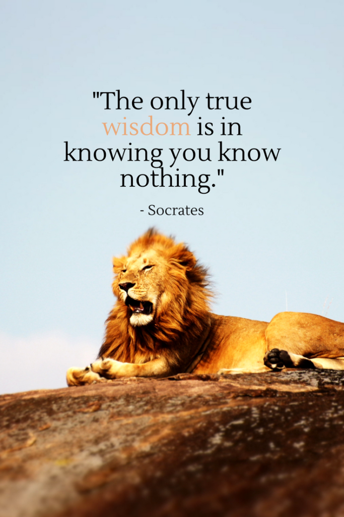 Socrates inspirational quotes