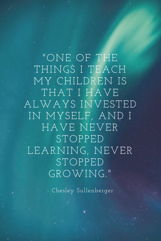 Chesley Sullenberger inspirational quotes