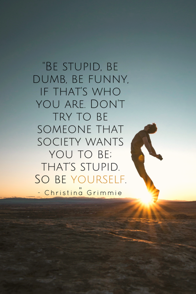 Christina Grimmie inspirational quotes