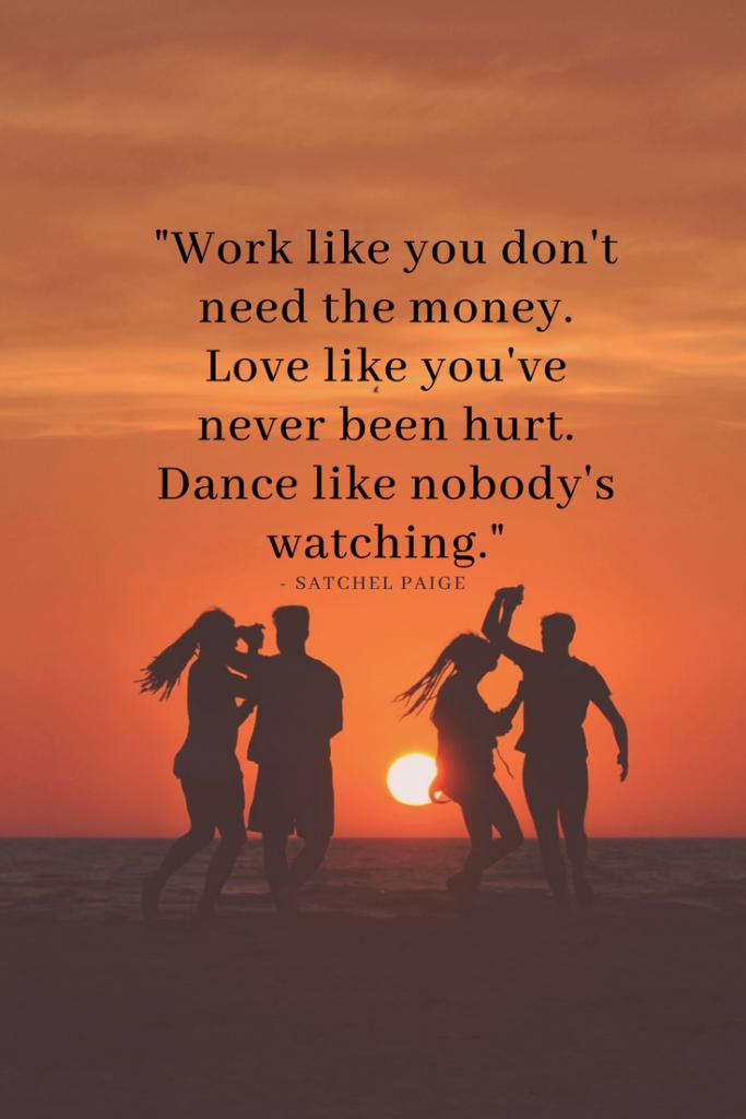 Satchel Paige inspirational quotes