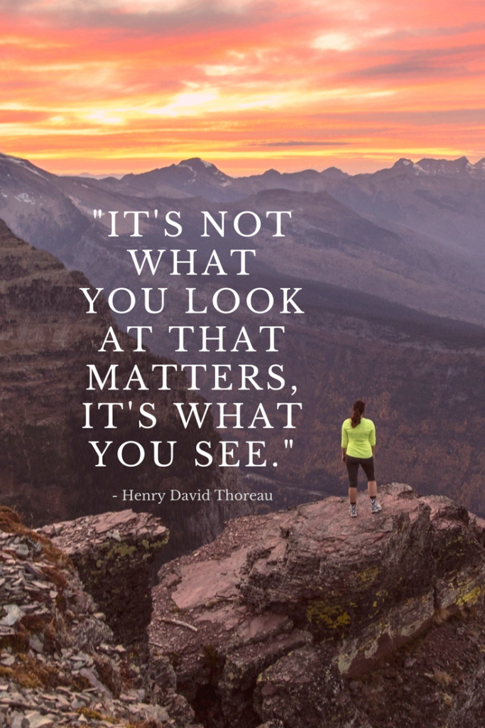 Henry David Thoreau inspirational quotes