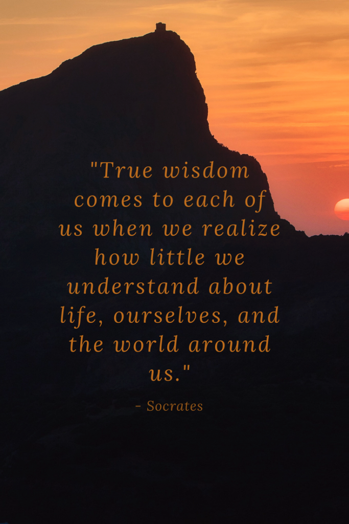 Socrates inspirational quotes#