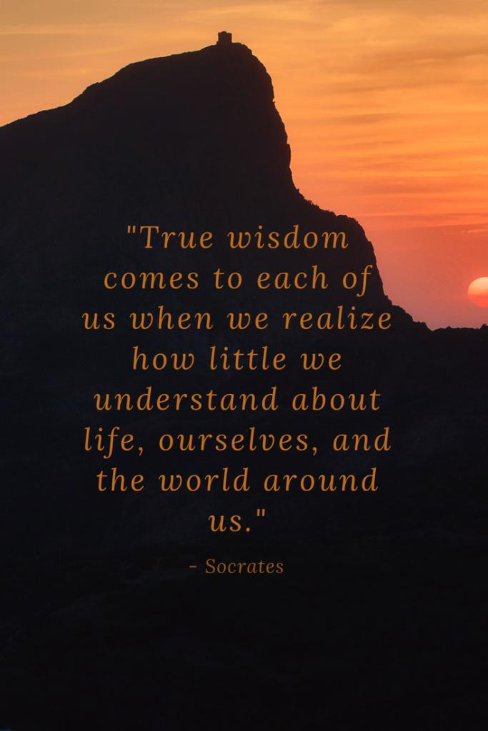Socrates inspirational quotes#
