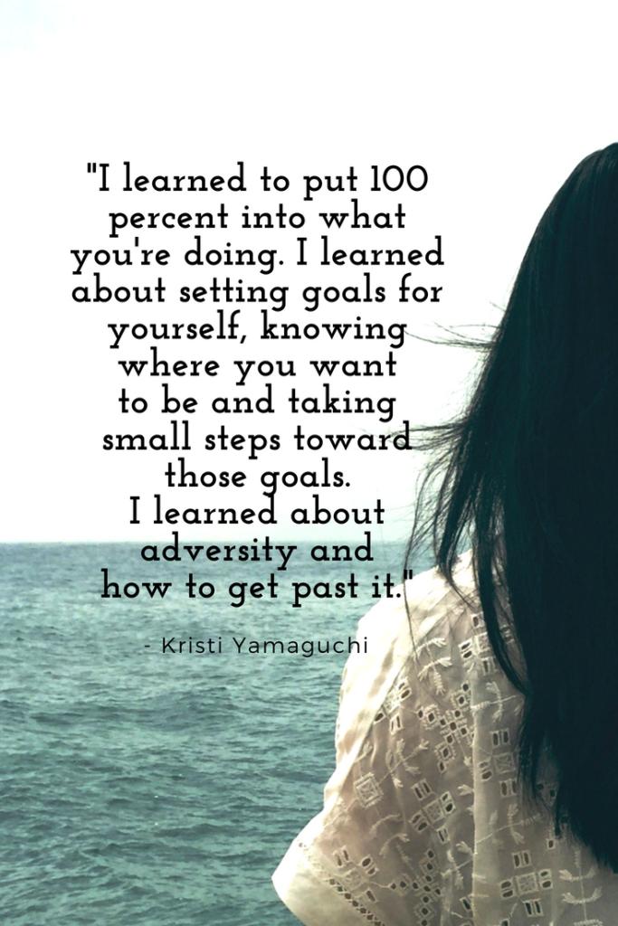 Kristi Yamaguchi inspirational quotes